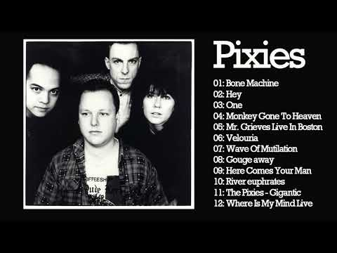 Doolittle by Pixies -  full album