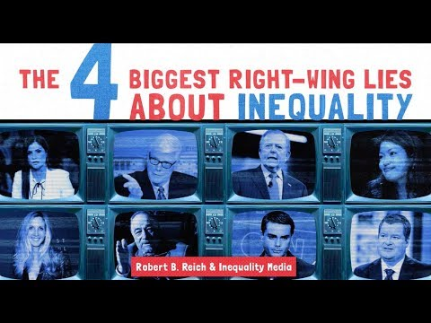 The Four Biggest Conservative Lies About Inequality