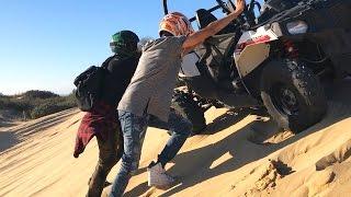 Casi nos volteamos!!! (HotSpanish Vlogs)