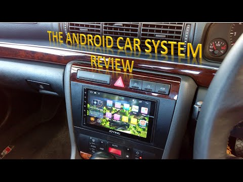The perfect Android system for your car???