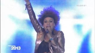 Oceana - Say Sorry (Sergey Fisun Mix) Live Silvester 2012/13 Berlin HD