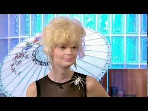Lauren Harries antiques segment on This Morning - 27th September 2013