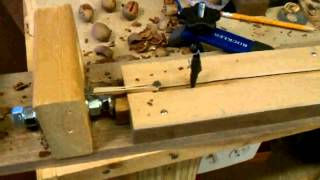 Inertia Based Pecan Sheller