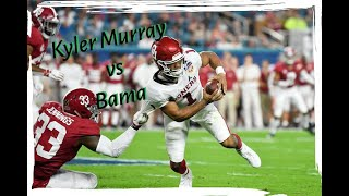 Kyler Murray vs Alabama || 2019 Orange Bowl 🍊
