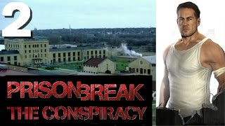 Prison Break: The Conspiracy - #2 - Chapter 1: Solve The Mystery 2/2