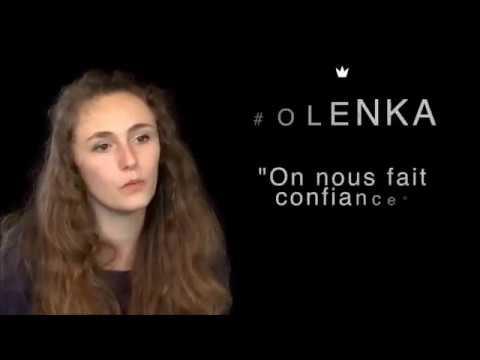 Aperçu Decouvrez l'apprentissage à l'institut des ressources industrielles avec Olenka