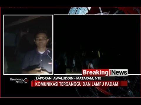 Wilayah Lombok Kembali Gelap Gulita Pasca Diguncang Gempa 7,0 SR  Breaking iNews 1908
