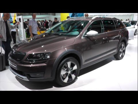 skoda octavia scout 2015 in detail review walkaround interior exterior youtube. Black Bedroom Furniture Sets. Home Design Ideas
