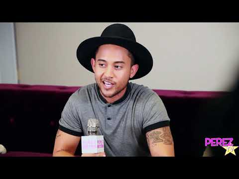 EXCLUSIVE! Tahj Mowry Talks New Music For 2015 & Smart Guy Theme Song! | Perez Hilton