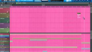 QUIMICA SUSTANCIA - ARCANGEL FT. DON OMAR (REMAKED) BY DJ 3D3R MAX FLP IN FL STUDIO + FLP