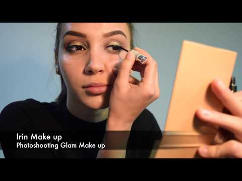 Glam Make Up / Photoshooting | Irin Make up