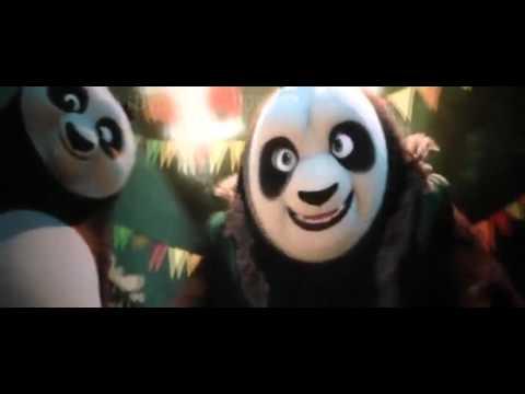 Мультфильм кунфу панда три