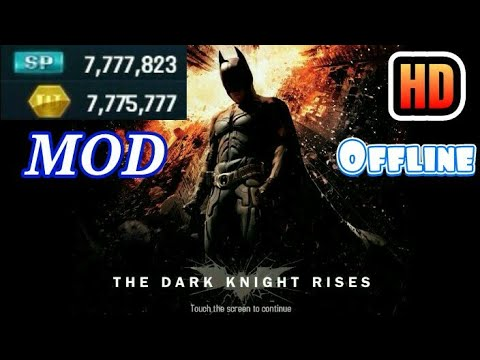 Game Android Batman The Dark Knight Rises Mod