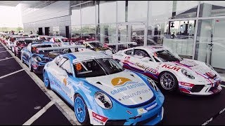 Grand opening of the Porsche Experience Centre Shanghai