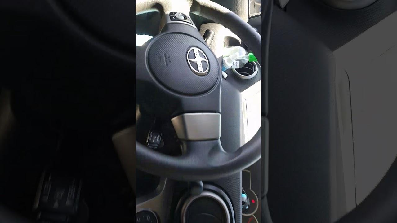 Scion Xb 2012 Cigarette Lighter Fuse - Internal Fuse Box Location