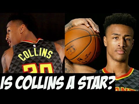 Is John Collins A Future Star For The Atlanta Hawks?