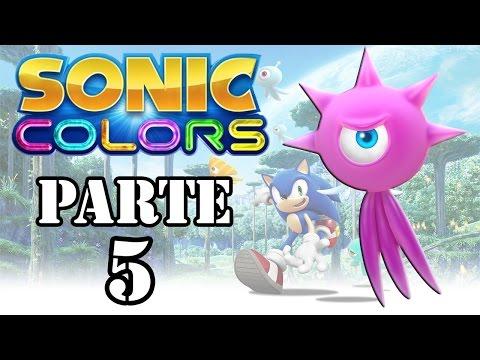Let's Play: Sonic Colors - Parte 5