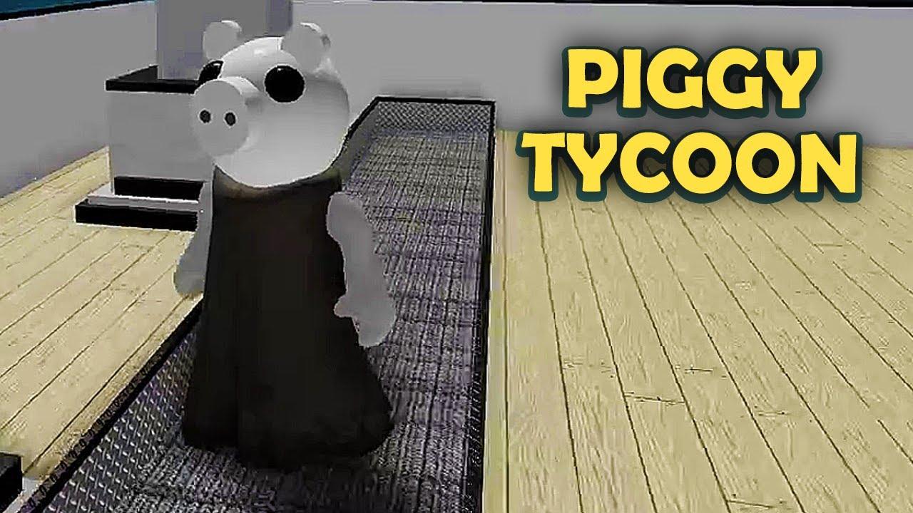 Fábrica de PIGGY Automática - Roblox Piggy Tycoon