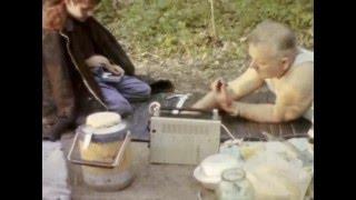 1981 Свадьба Серёжи и Виты Пакиж г Славянск, выезд на природу