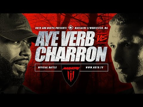 KOTD - Aye Verb vs Charron | #MASS3