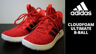 Adidas Cloudfoam Ultimate B-Ball - Comfortable Lifestyle Sneakers