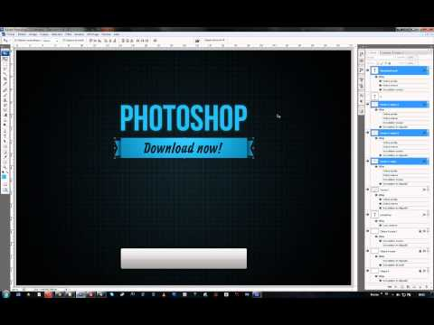 Webdesign - Photoshop: Exemples Options de Fusion