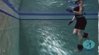 HYDRO-FIT® Water Exercise: WAVE Belt® Deep Water Running