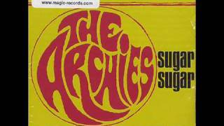 The song Sugar, honey, honey By: The Archies.