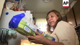 Fear Of Deportation Drives People Off Food Stamps