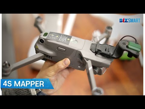 [BizSmart] 4S Mapper, A Spatial Information Solution By Analyzing Pictures Taken With Drones