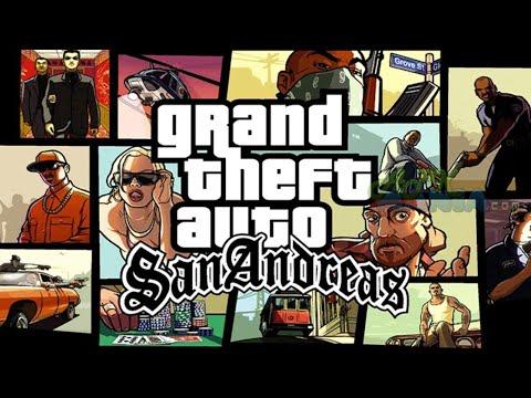 GTA San Andreas / Прохождение без смертей / Розыгрыш