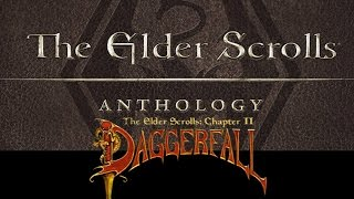 The Elder Scrolls Anthology - Daggerfall Gameplay [HD]