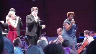 "Hairspray ""You Cant Stop the Beat"" - Broadway Rocks: Capathia Jenkins, Rob Evan, Morgan James"
