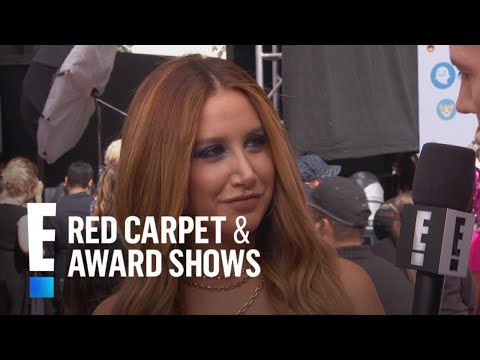 Ashley Tisdale Has a Crush on Charlie Hunnam | E! Red Carpet & Live Events