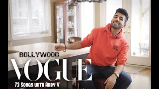 73 Bollywood Songs with Abby V | Vogue Parody | Bollywood Version