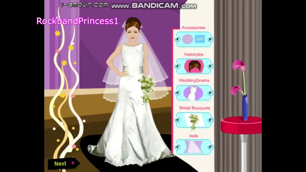 Girl Wedding Dress Up Games For A Wedding Youtube