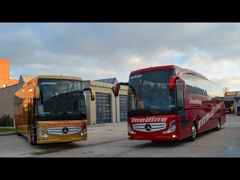 Malatya Medine Turizm | 2019 Travego16 Teslimatı
