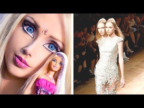 8 unglaubliche Models, die es wirklich gibt