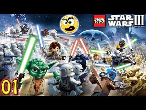 Lego Star Wars Iii The Clone Wars Pc Gameplay Parte 1 Com