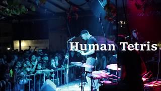 "Human Tetris - ""Things I don't need"" - Live in Guadalajara at C3 Rooftop (08/11/19)"
