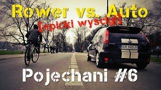 Samochód vs. Rower - WYŚCIG | Pojechani #6