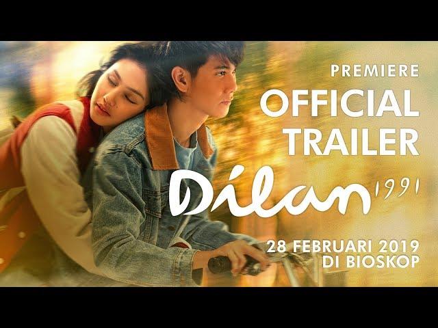 Official Trailer Dilan 1991 | 28 Februari 2019 di Bioskop