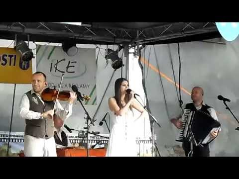 Kandráčovci & Tereza Mandzáková - Koho ľúbím LIVE (Gaštanové slávnosti 2015, Modrý Kameň)