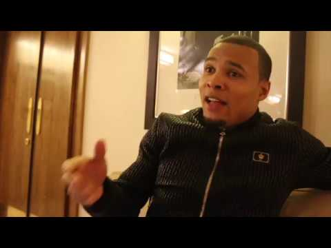 CHRIS EUBANK JR VOWS 'PAIN' FOR GEORGE GROVES / RIPS INTO DeGALE & SAUNDERS / WHY IS KHAN IN JUNGLE?