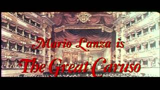 THE GREAT CARUSO - Trailer