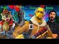 What REALLY HAPPENS in the FORTNITE LOBBY!