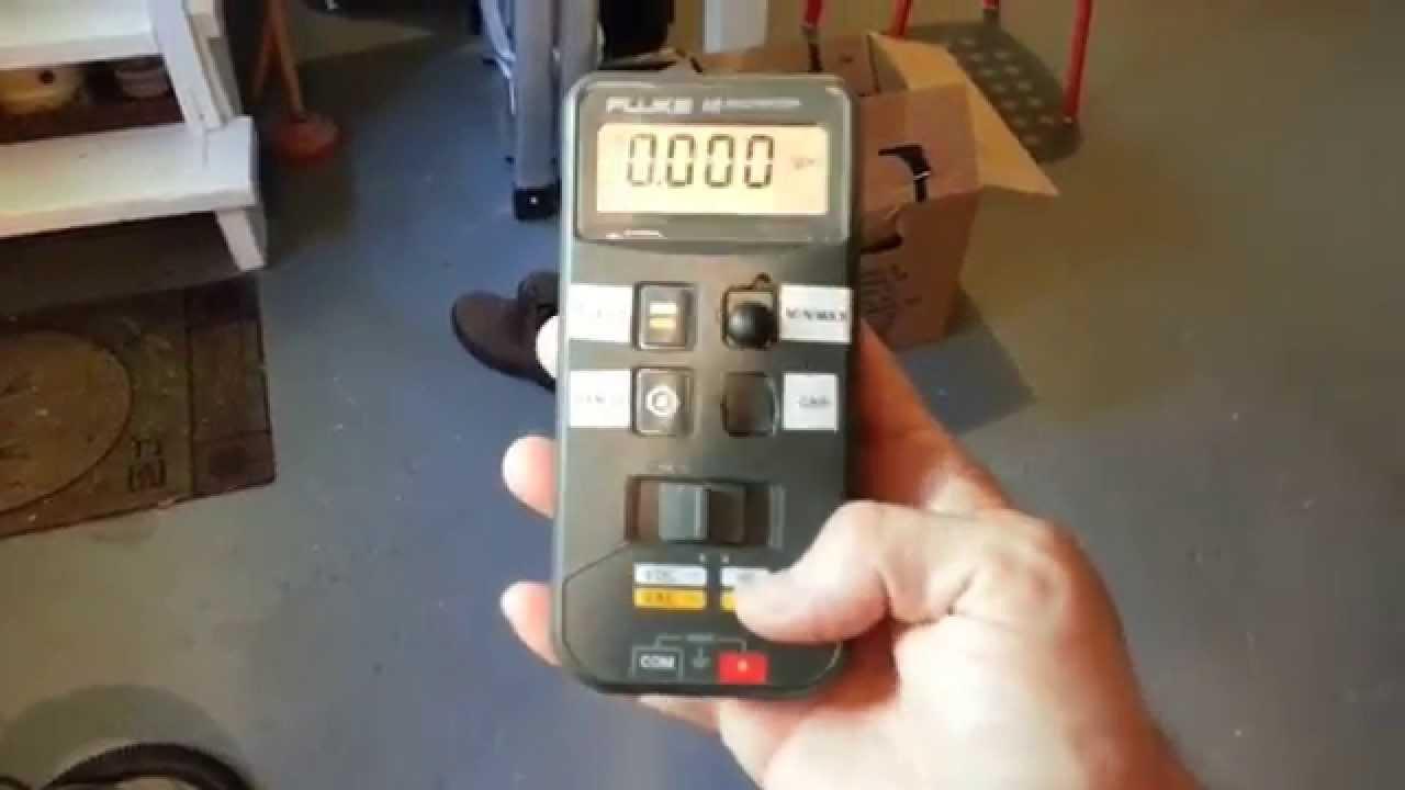 fluke 10 throwdown and stress test youtube rh youtube com Fluke Service Manuals Fluke 77 BN Owner's Manual