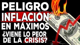 ⚠Peligro: La Economía mundial está al límite, 6 noticias lo confirman. Inflación  estanflación.
