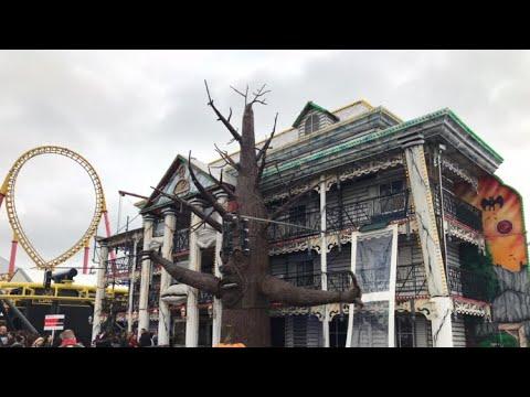Fantasy Island Skegness - Fear Island 2017