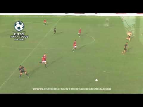 El gol de Libertad 2 0 San Lorenzo